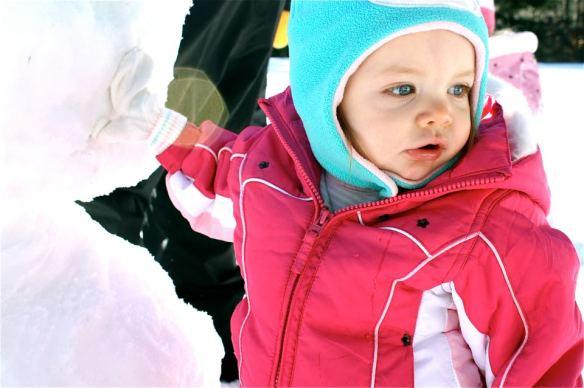 Cora at Winterfest
