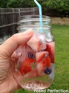 4th fruit water